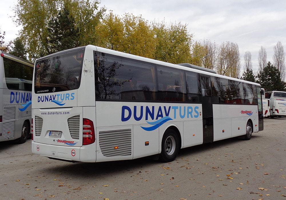Dunavprevoz mercedes benz intouro for Mercedes benz winter park